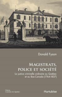 Magistrats, police et société