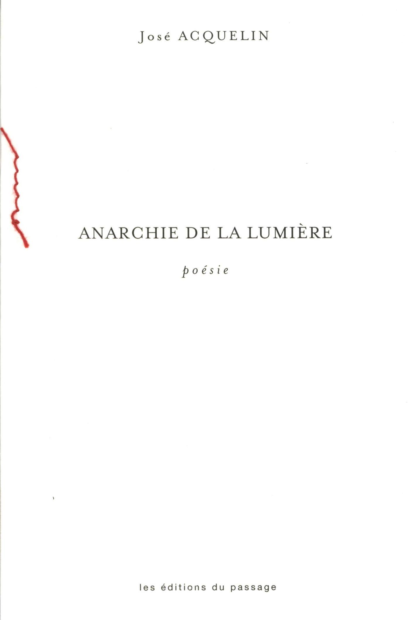 Anarchie de la lumière