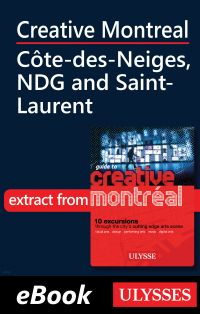 Image de couverture (Creative Montreal - Côte-des-Neiges, NDG and Saint-Laurent)