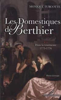 Dans la tourmente - 1773-1776
