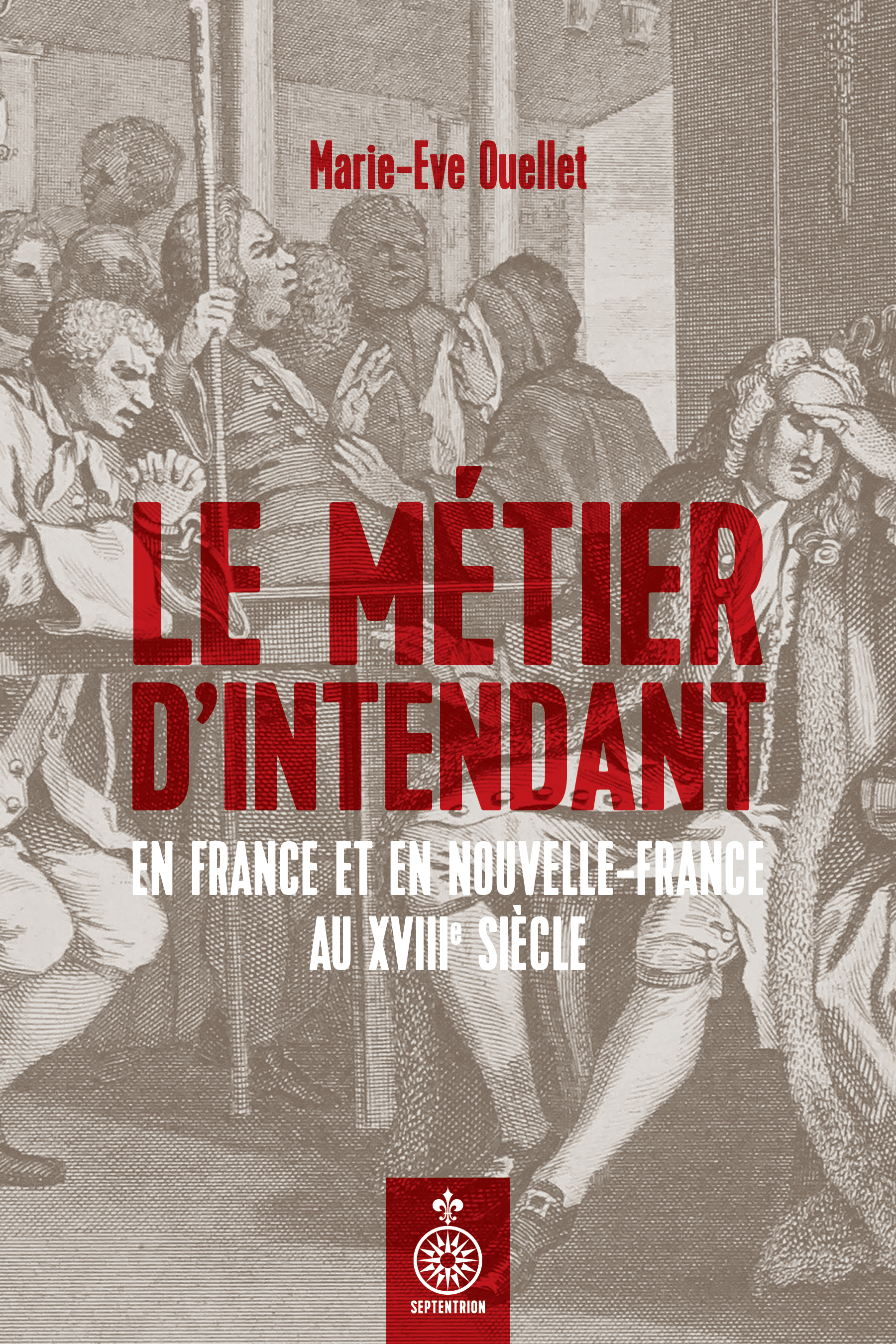 Le Métier d'intendant en Fr...