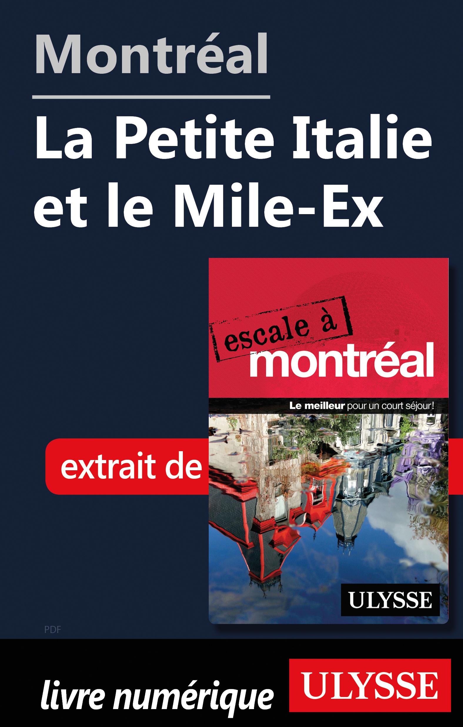 Montréal - La Petite Italie...