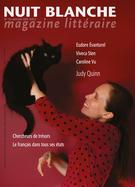 Nuit blanche, magazine littéraire. No. 152, Automne 2018