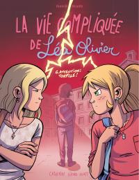 Image de couverture (BD La vie compliquée de Léa Olivier T.6: Attention: torpille!)