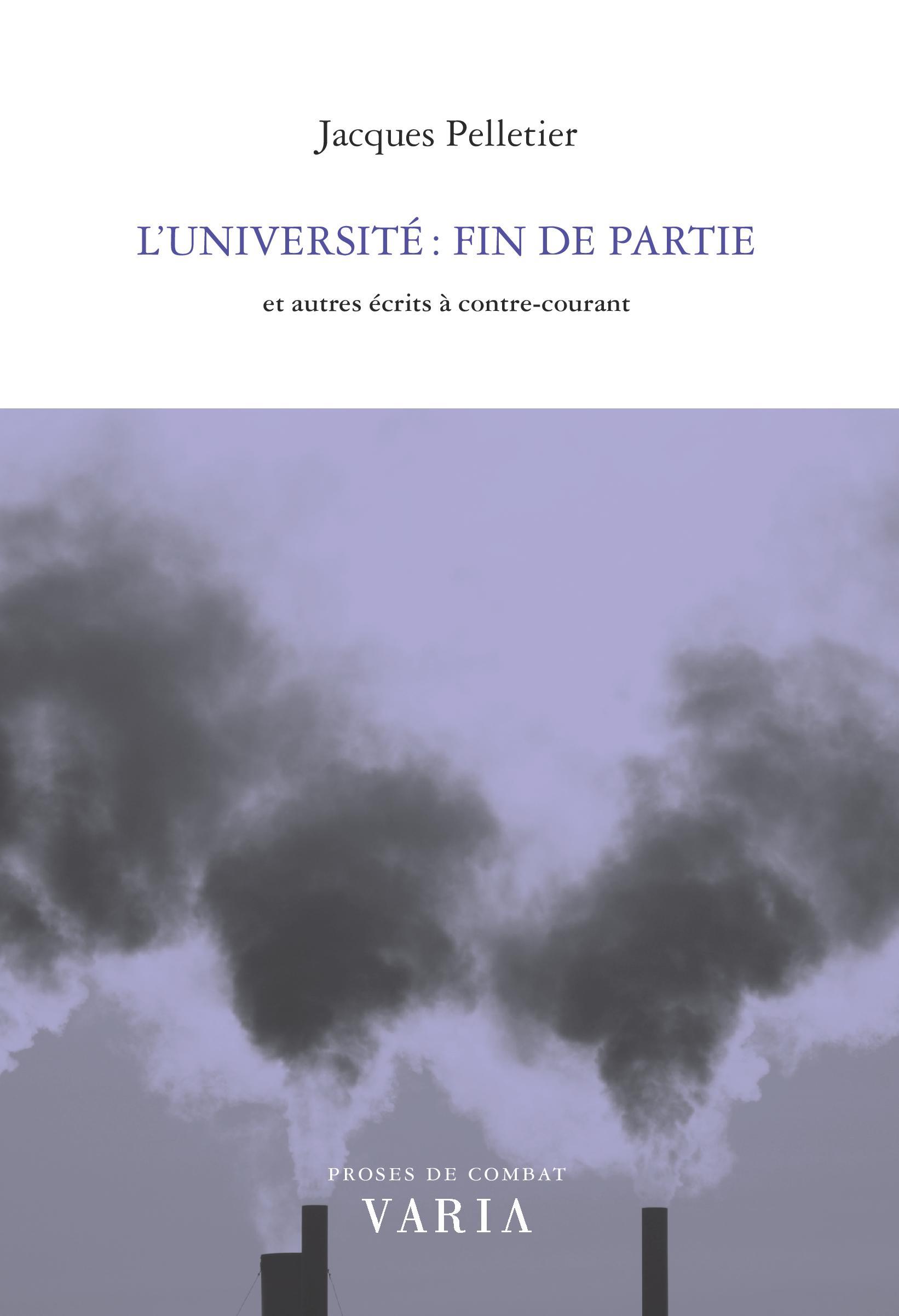 L'université : fin de partie