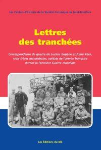 Cover image (Lettres des tranchées)