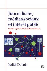 Journalisme, médias sociaux...