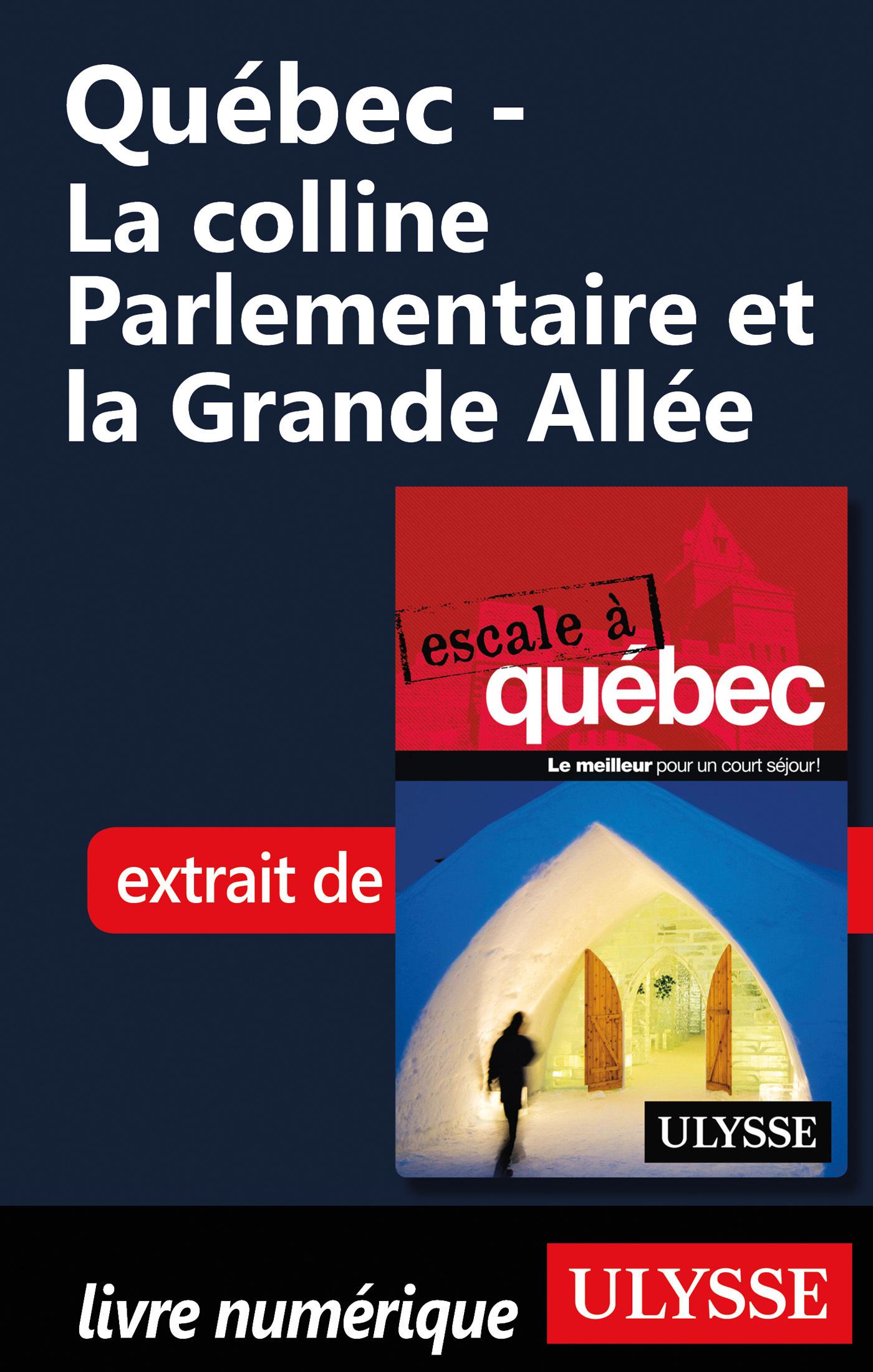 Québec - La colline Parleme...