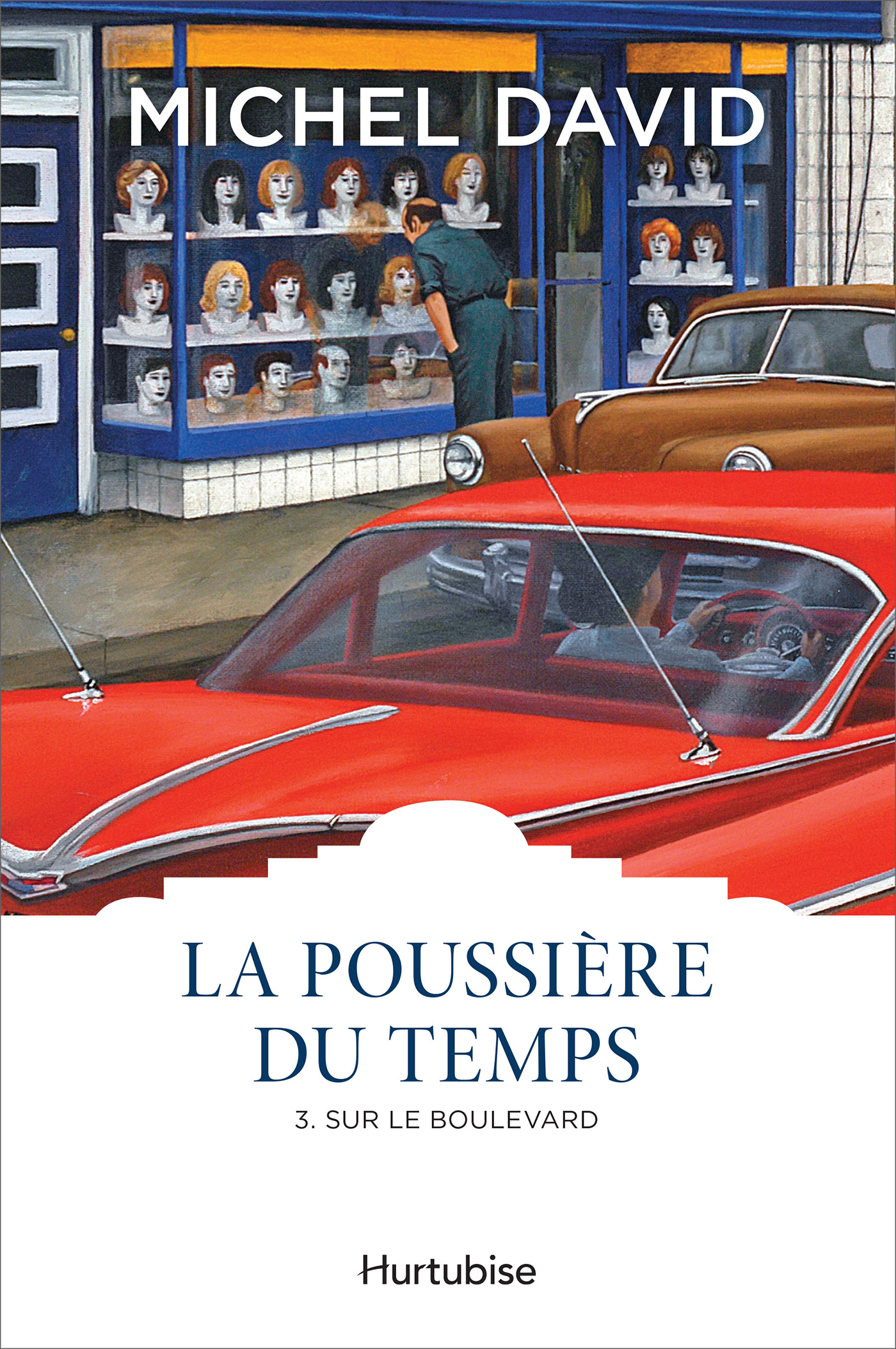 La Poussière du temps T3 - Sur le boulevard