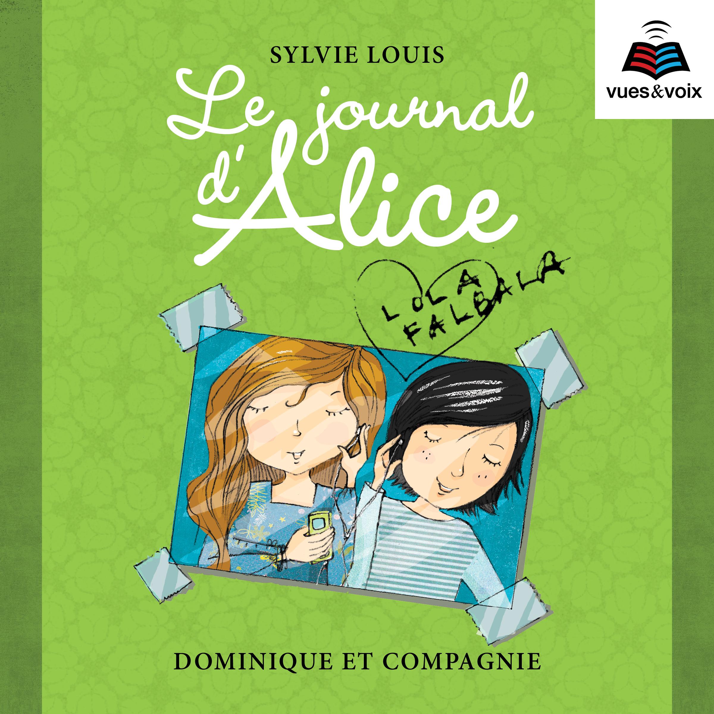 Le journal d'Alice tome 2. Lola Falbala