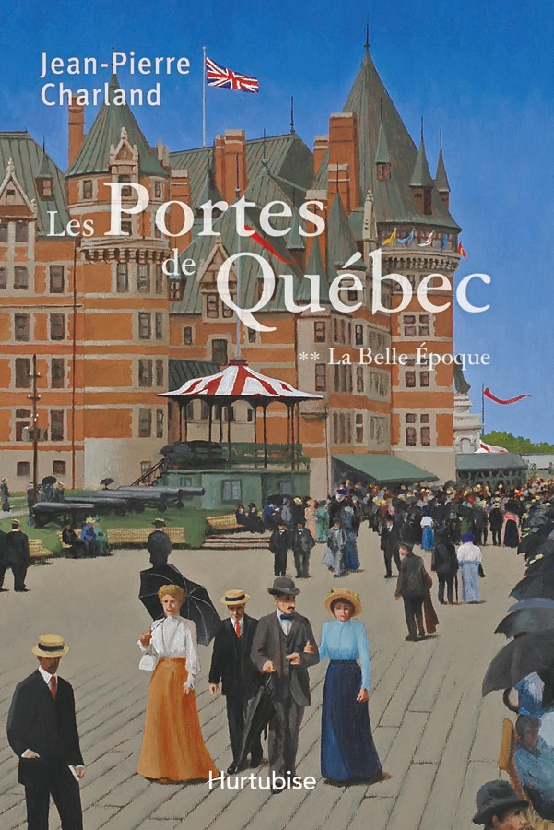 Les Portes de Québec T2