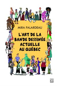 Image de couverture (L'art de la bande dessinée actuelle au Québec)