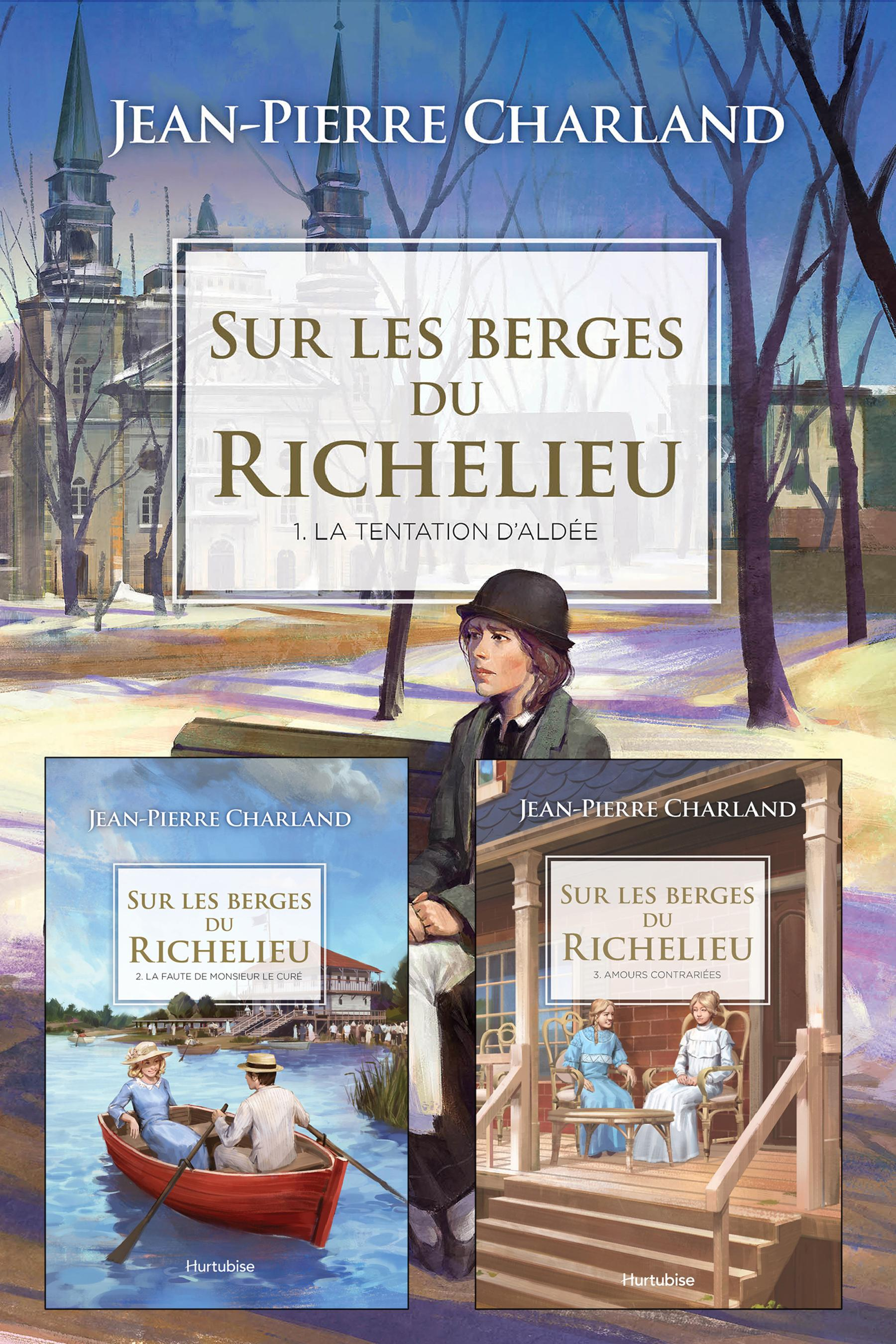 Sur les berges du Richelieu - Coffret
