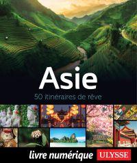 Image de couverture (Asie - 50 itinéraires de rêve)
