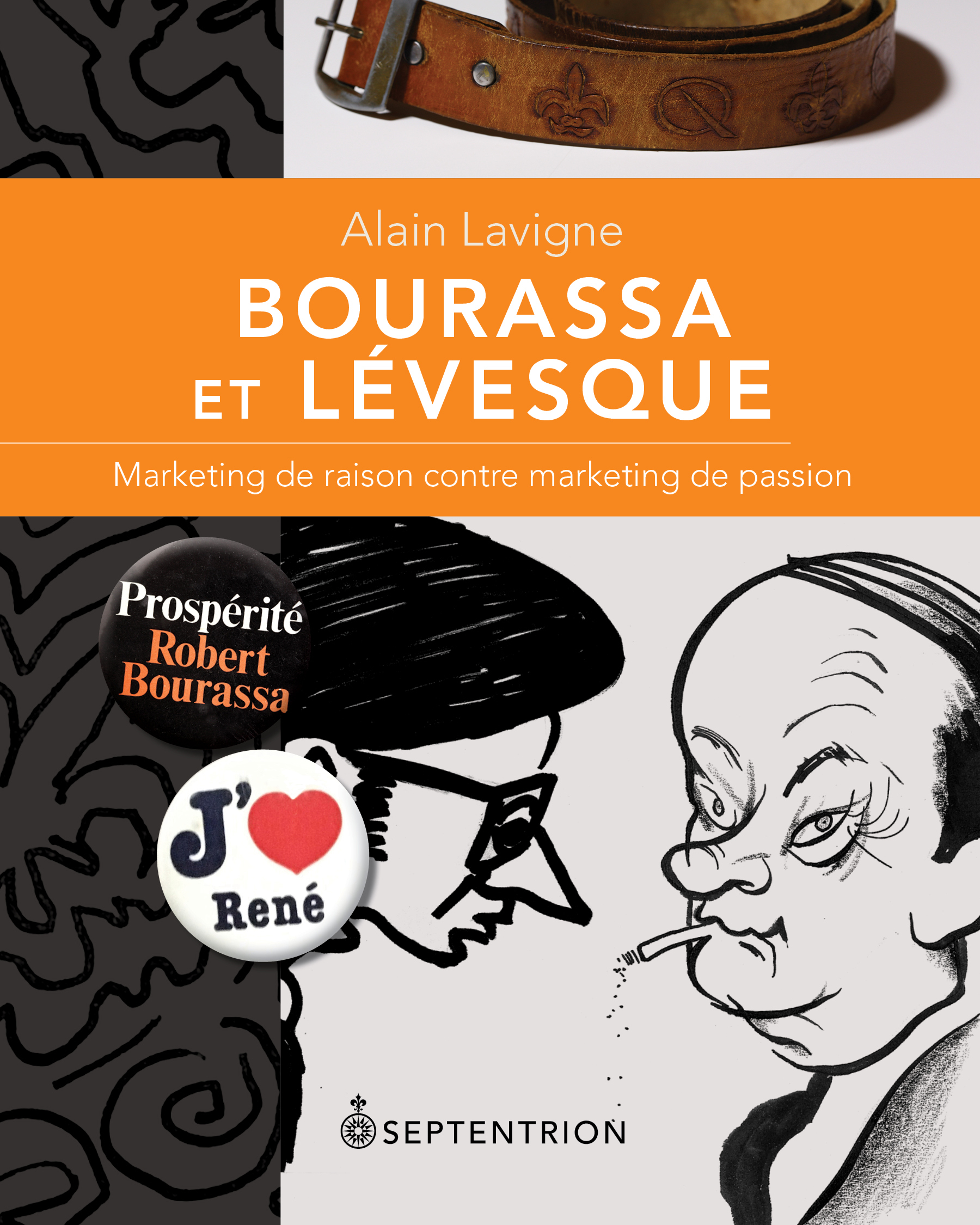 Bourassa et Lévesque