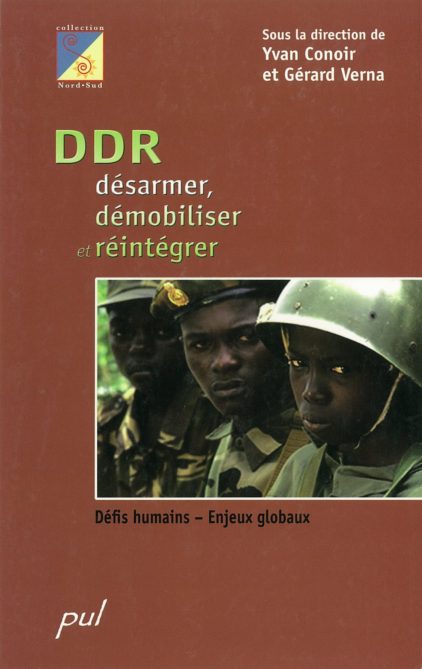 DRD: Désarmer, démobiliser, réintégrer