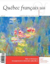 Québec français. No. 168, H...