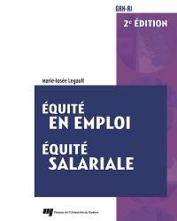 Image de couverture (Équité en emploi - Équité salariale, 2e édition)