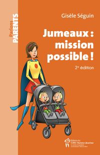 Jumeaux: mission possible! 2e édition (CPP)