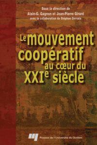 Le mouvement coopératif au ...