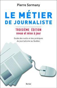 Image de couverture (Le Métier de journaliste)