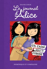 Image de couverture (Un chien dans la classe)