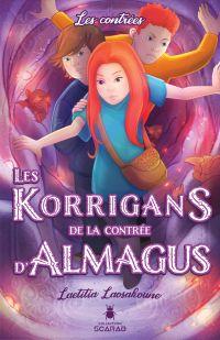 Cover image (Les contrées - Les Korrigans de la contrée d'Almagus)
