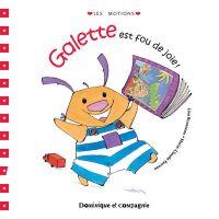 Galette est fou de joie !