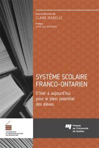 Image de couverture (Système scolaire franco-ontarien)