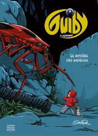 Image de couverture (Guiby, le superbébé 1 - Le mystère des gadelles)