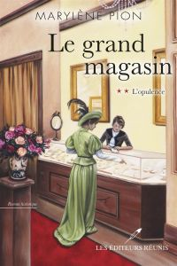 Image de couverture (Le grand magasin T.2)