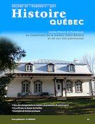 Histoire Québec. Vol. 26 No...