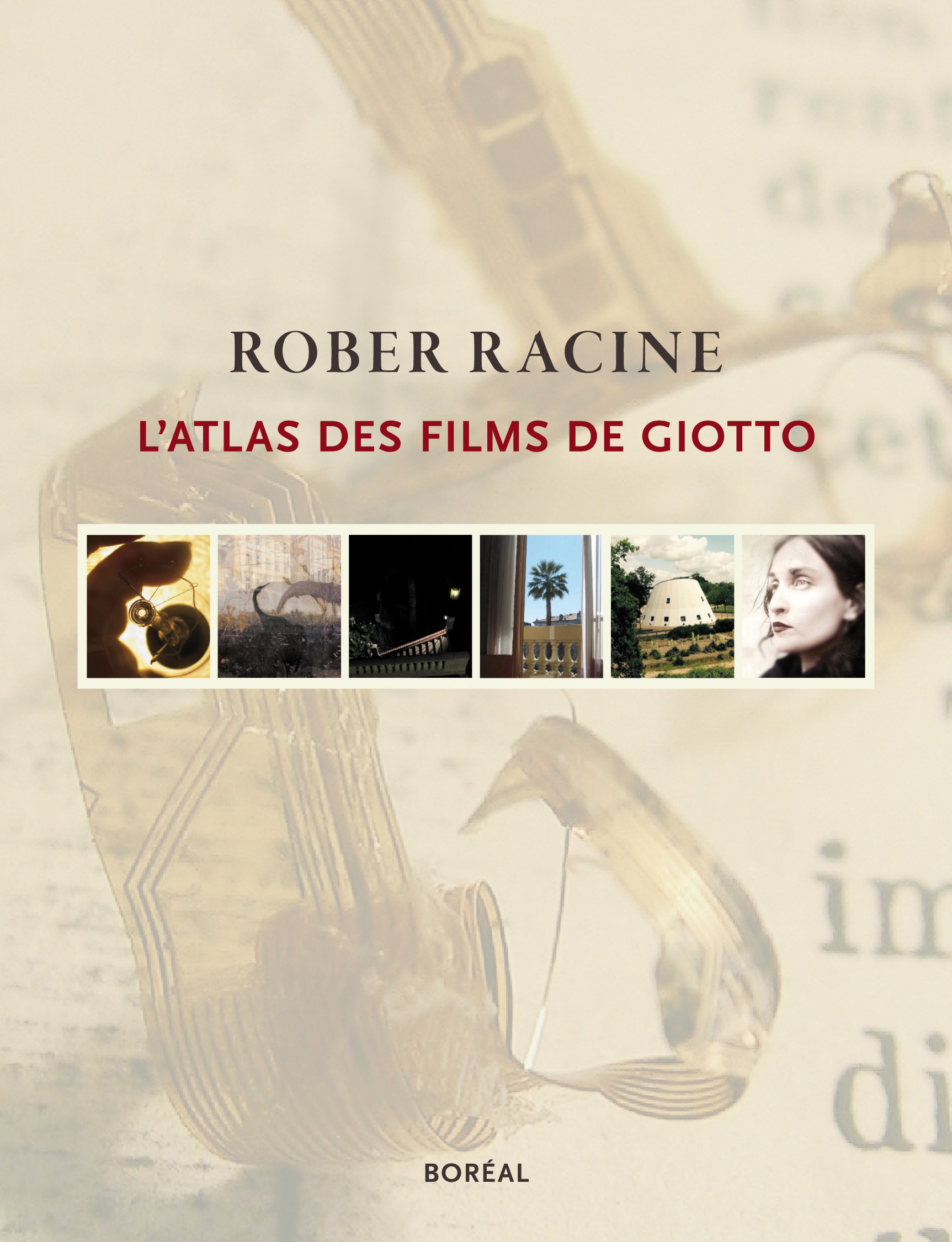 L'Atlas des films de Giotto