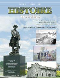 Histoire Québec. Vol. 19 No...