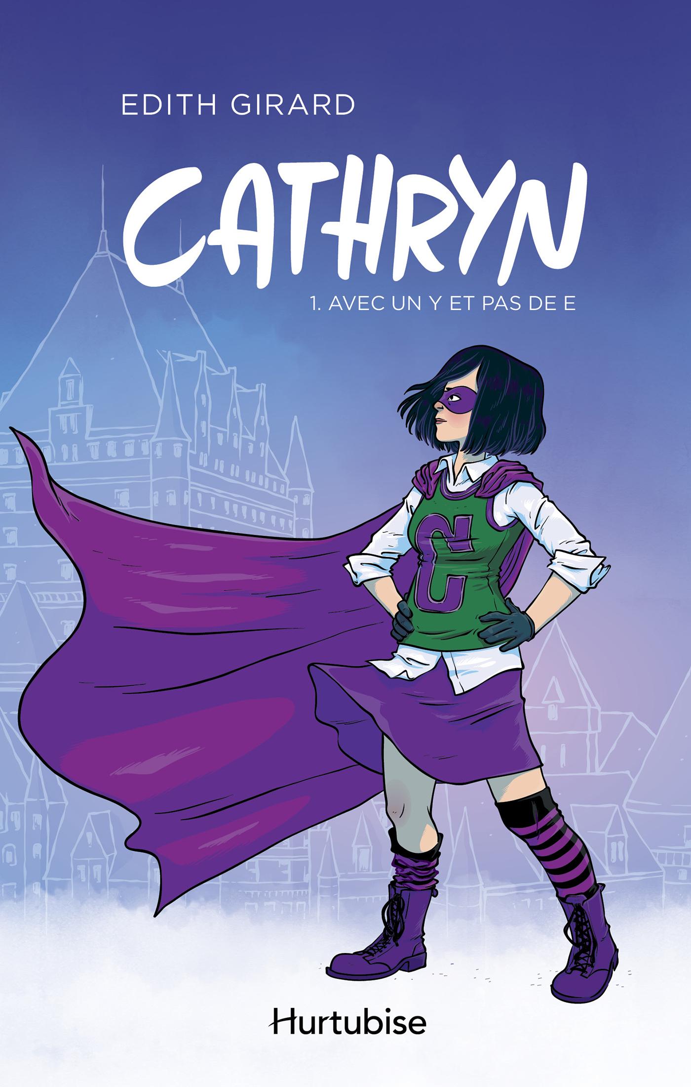 Cathryn T1 - Avec un Y et p...