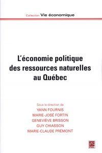 L'économie politique des re...