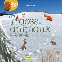 Traces et animaux du Québec