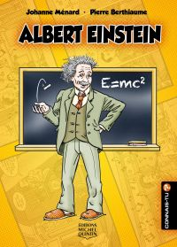 Connais-tu? - En couleurs 21 - Albert Einstein