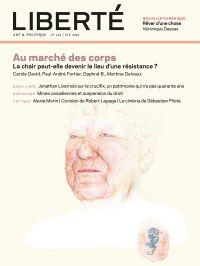 Image de couverture (Revue Liberté 324 - Au marché des corps)