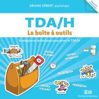 Image de couverture (TDA/H :  La boîte à outils)