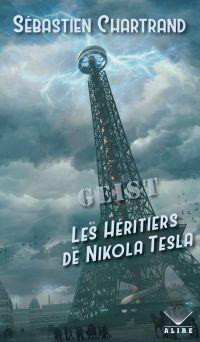 Image de couverture (GEIST - Les Héritiers de Nikola Tesla)