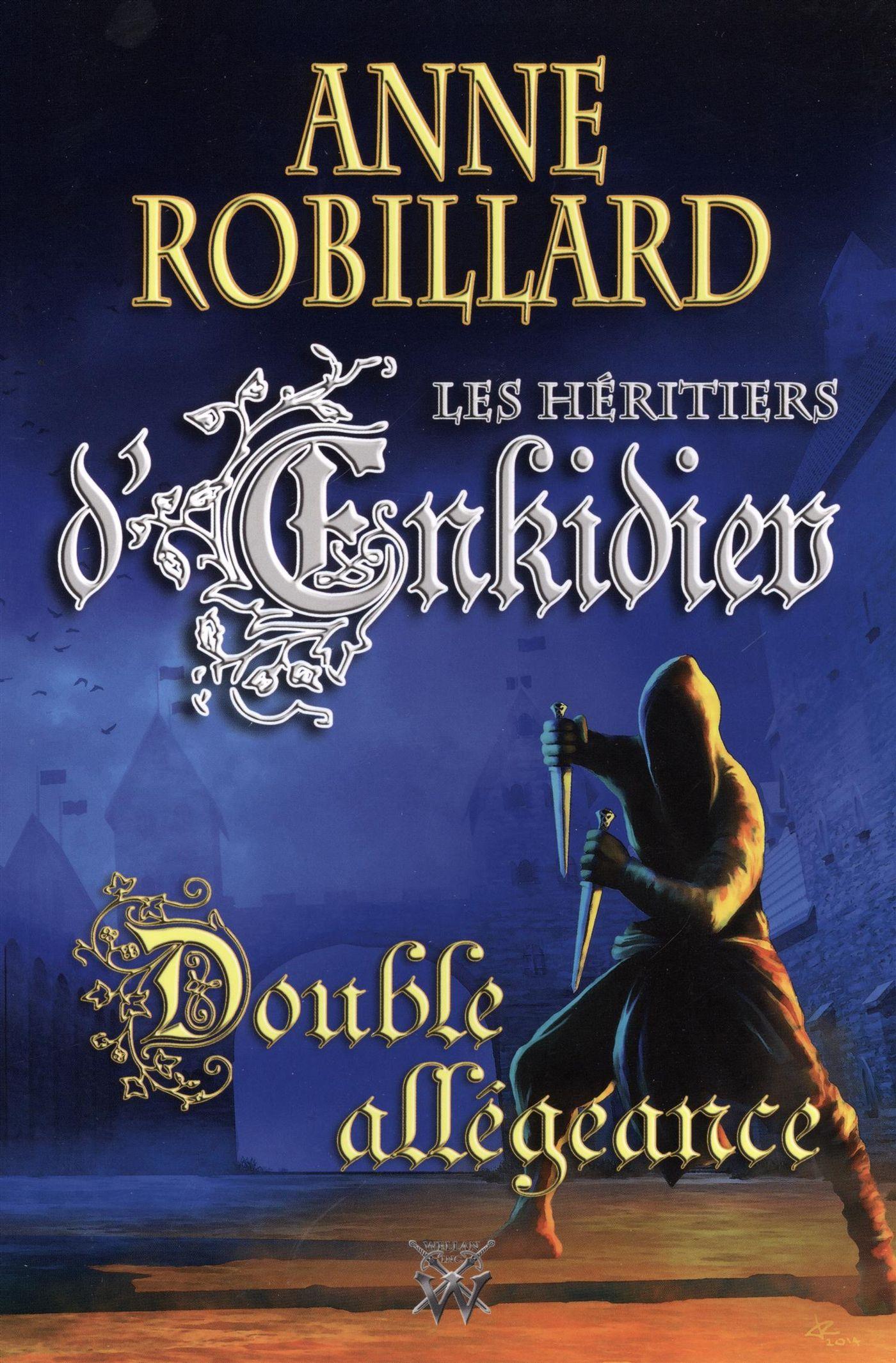 Les Héritiers d'Enkidiev 11 : Double allégeance