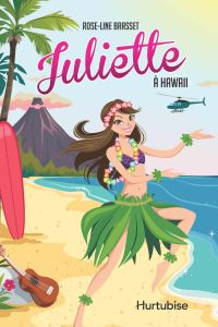 Image de couverture (Juliette à Hawaii)