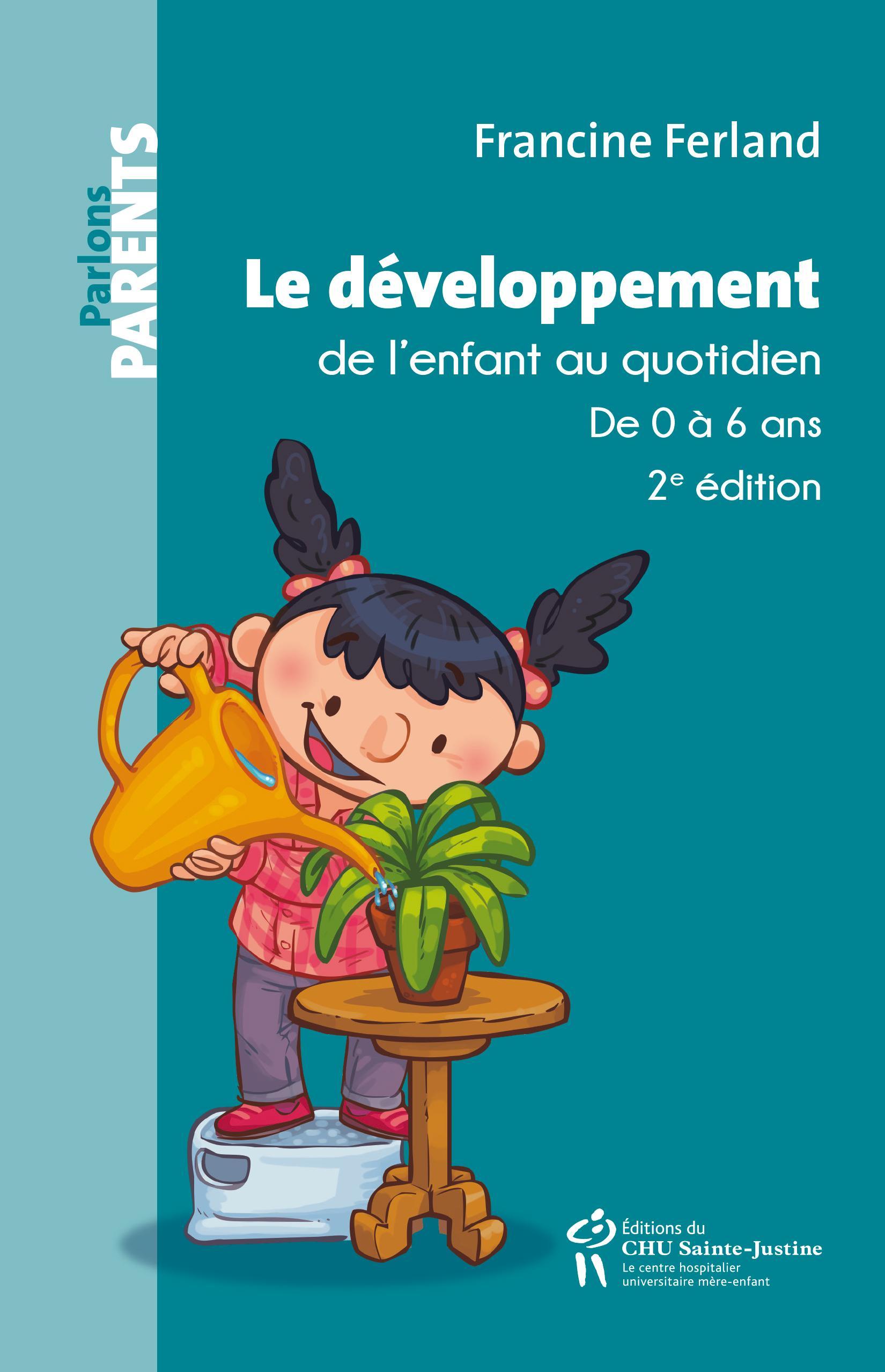 Le développement de l'enfant au quotidien
