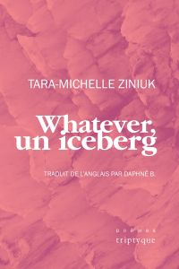 Image de couverture (Whatever, un iceberg)