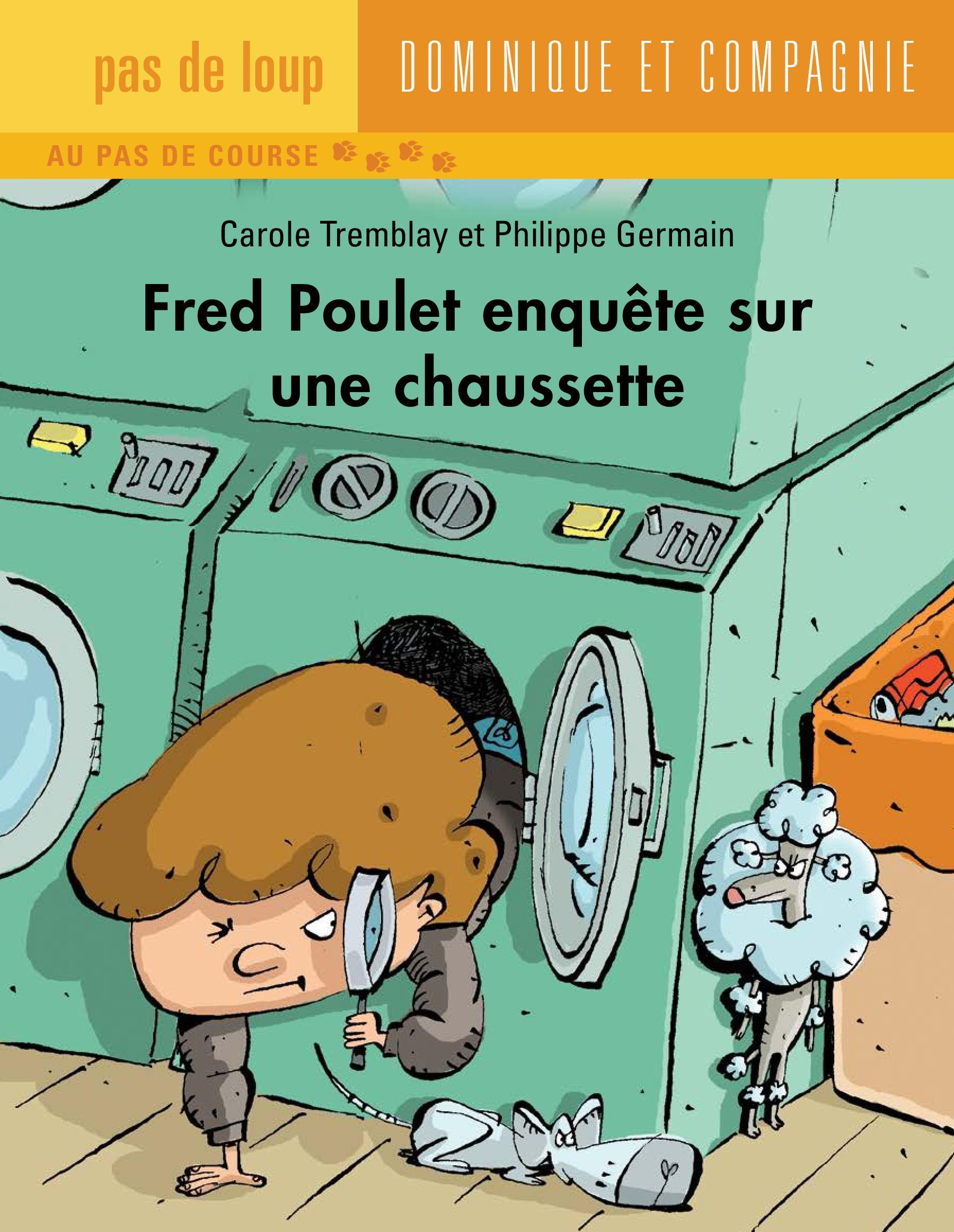 Fred Poulet enquête sur une...