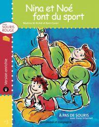Image de couverture (Nina et Noé font du sport - version enrichie)