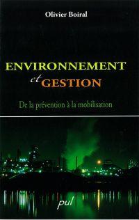 Environnement et gestion: d...