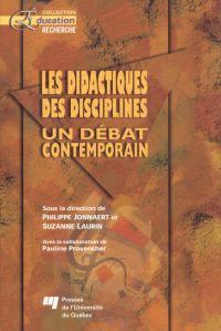 Les didactiques des discipl...