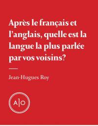 Après le français et l'angl...